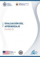 Cubierta para Evaluación del Aprendizaje en Inglés